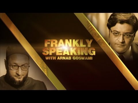Frankly Speaking with Asaduddin Owaisi - Full Interview