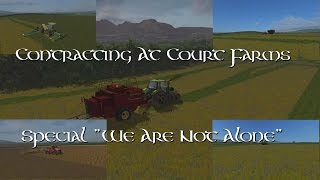 Contracting At Court Farms Special We Are Not Alone