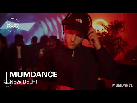 Mumdance Boiler Room BUDx New Delhi DJ Set