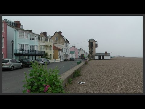 Day Trip to Aldeburgh, England