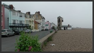 Day Trip to Aldeburgh, England