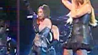 Spice Girls - Holler ( Live From Las Vegas 12/09/07 )
