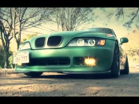 Stanced 1999 Bmw Z3 Showcase Video Flying Tiger Look