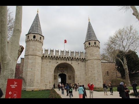 Visiting The Topkapi Palace In Istanbul, Turkey