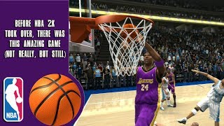Before NBA 2K Took Over, There Was This Amazing Series (Not Really, But Still)