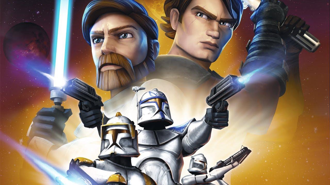 Star Wars The Clone Wars German