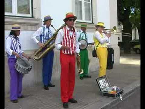 Five Foot Two - Dixieland Crackerjacks in Portugal. Jazz Festival Cantanhede
