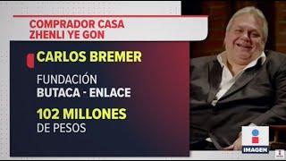 ¿quién Es Carlos Bremer, El Empresario Que Compró La Mansión De Zhenli Ye Gon?