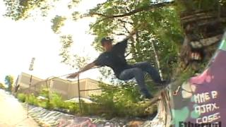 Ethernal Skate Films   Street Patterns 2011   Montreal Skateboard Video