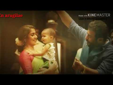 Vaaney Vaaney Lyrics video l Ajith kumar l Nayanthara l HariHaran l Shreya Ghosal l