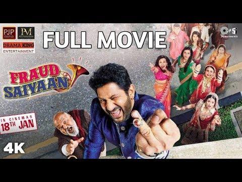 Fraud Saiyaan Full Movie 2019   Arshad Warsi, Saurabh Shukla, Elli AvrRam, Sara Loren