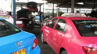 hho in taxi toyota altis 2010.wmv