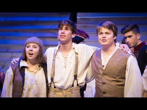 Peter and the Starcatcher- Back at the Beach (Act II, Scene 10)