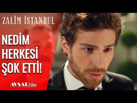 Nedim Yürüyerek Düğüne Geldi, Tebrik Ederim! - Zalim İstanbul 18. Bölüm