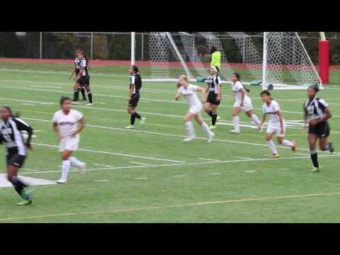 Bound Brook High School Girls Soccer Game 2016