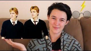 STORYTIME: The Time I Met Fred & George Weasley | Brandi Noelle