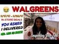 Walgreens Deals 9/19/17 with Mr. Lee | OMG C-O-M-E-D-Y!!!