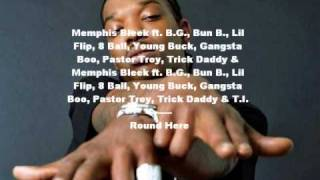 Down South Rap - Round Here (REMIX).wmv