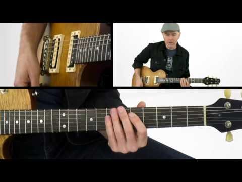British Blues Guitar Lesson - #1 Overview - Jeff McErlain