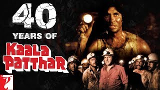 40 Years Of Kaala Patthar | The cult classic by Yash Chopra