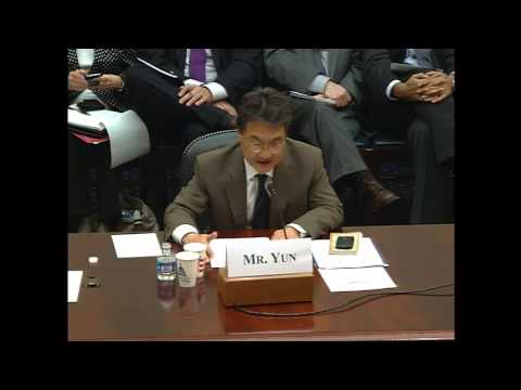 Acting Assistant Secretary Yun Testifies on FY2014 Budget for Bureau of East Asian & Pacific Affairs