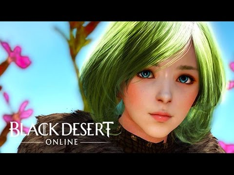 Black Desert Online All Cutscenes & Story Game Movie 1080p HD