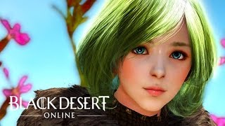 Black Desert Online ★ FULL MOVIE / ALL CUTSCENES 【1080p HD】