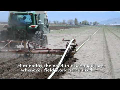CertaSet PVC Pipe For Agricultural Irrigation - YouTube