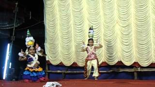 Lakshmi Anand Dance, Munthi Munthi Vinayagane, 2012 12 23 Sruti Dance
