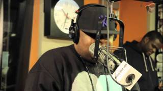 Fred The Godson Freestyle on Sway in the Morning | Sway's Universe
