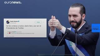 Ojo, Trump: Nayib Bukele, presidente de El Salvador, también quiere ser presidente de Twitter