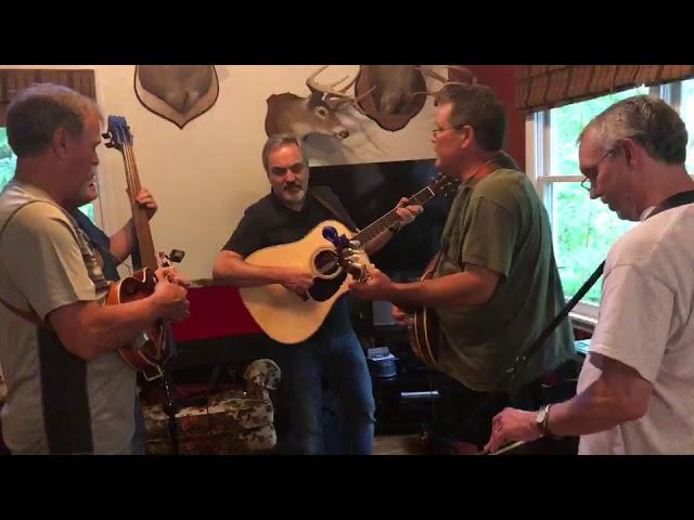 Jay Shelton & Friends - Devil in Disguise rehearsal