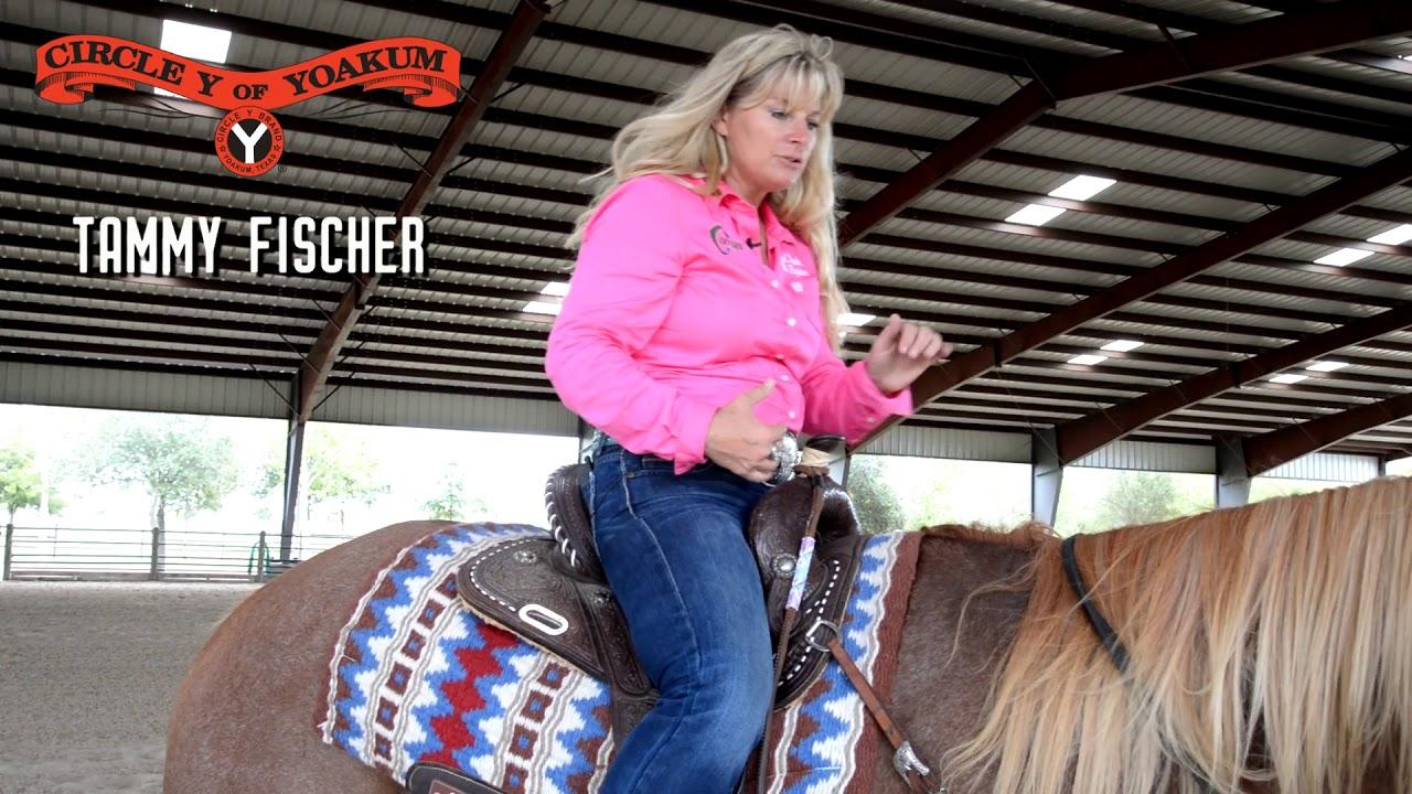 Tammy Fischer Saddle Features
