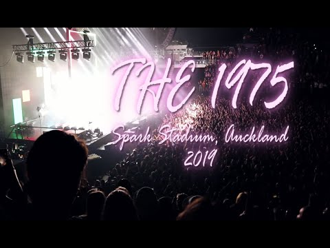 The 1975 LIVE | Spark Arena, Auckland