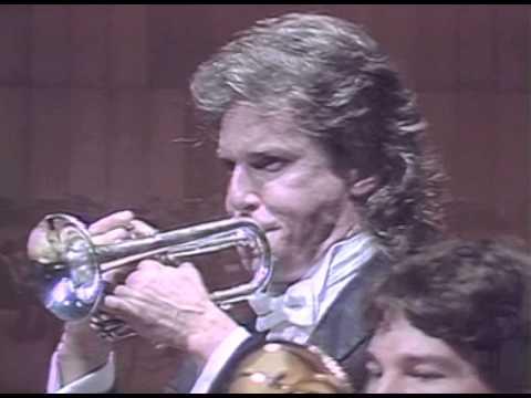 Empire Brass Quintet; Handel's Water Music Suite