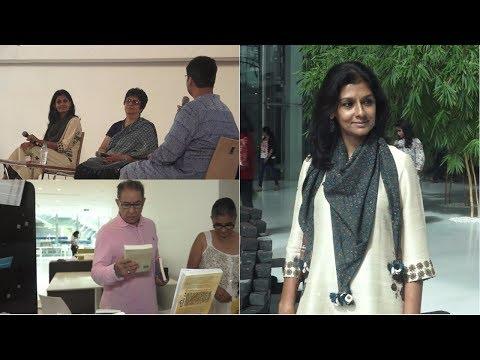 Dalip Tahil & Nandita Das At Godrej India Culture Lab Museum of Memories Remembering Partition