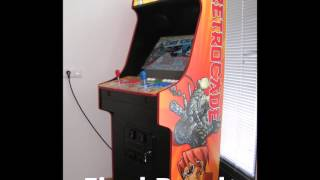 Project Retrocade - Building An Arcade Machine