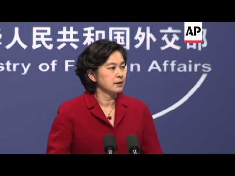 Foreign Ministry on cyber security and Myanmar refugees