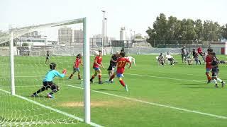 18-19 Dubai Sports Council Football Academies Championship Week 1 Highlights
