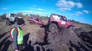 Джип-спринт мужские игры с. Казачинское осень-2016