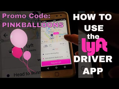 How to use the Lyft Driver App 2018-Maximize your Earnings With Power Zones