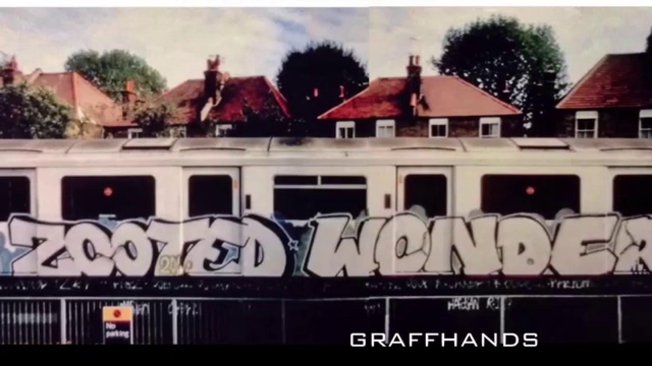 Teach Dds Gt Part 1 London Graffiti The Golden Era Youtube