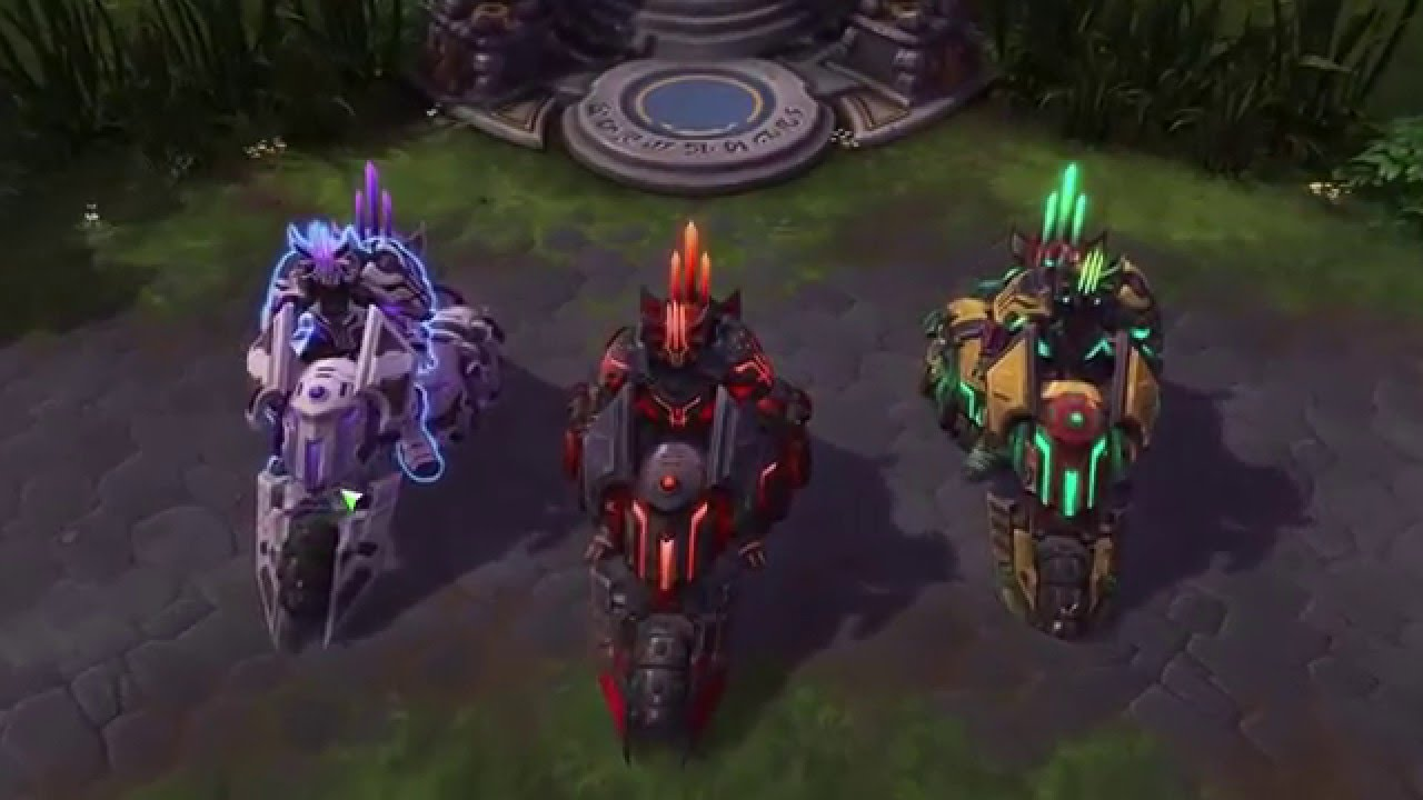 Heroes of the storm mount preview space lord 39 s - Heroes of the storm space lord leoric ...