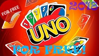 UNO For Free (Cracked)