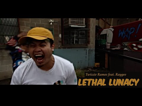 lethal-lunacy-(official-music-video)---twizzie-ramos-feat.-raygee