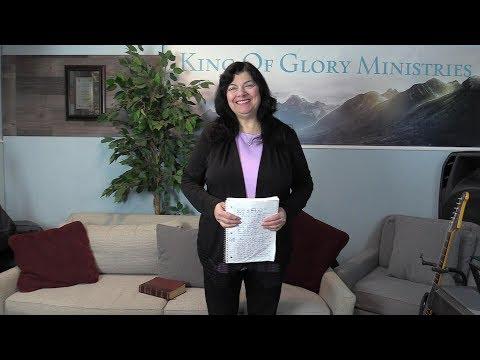 Prophecy  -  Millennials - Millennium 3-8-2019 Lois Vogel -Sharp
