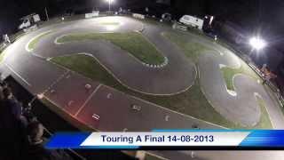 RC Racing at EECC Touring A Final 14-08-2013