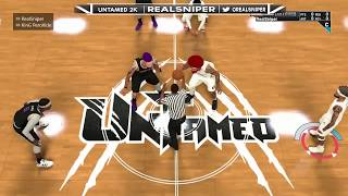 Untamed vs PTP NBA 2k19 Comp Games Continued Rivalry