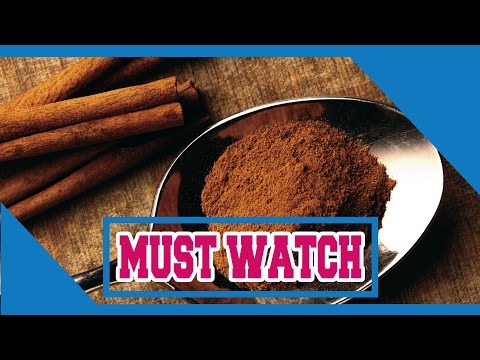 DIABETES HACK !!!  How To Use Cinnamon to Cure Diabetes Effectively