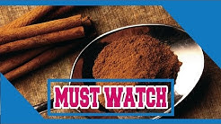 hqdefault - Cinnamon And Diabetes Control